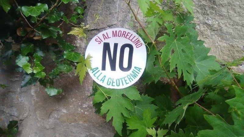 No alla Geotermia Speculativa nella terra del Morellino