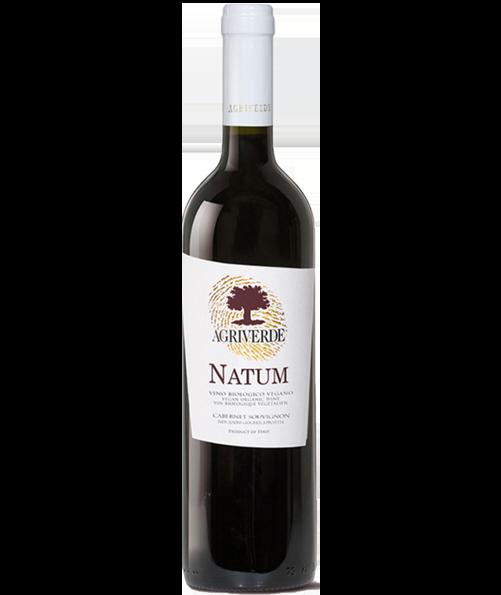 """Cabernet Sauvignon IGP """"NATUM"""""""