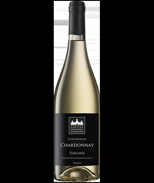 "Chardonnay Toscana IGT ""SCANTIANUM"""