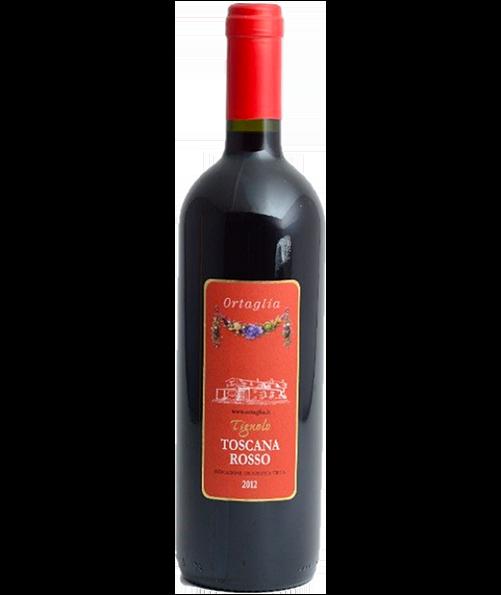"""Toscana Rosso IGT """"TIGNOLO"""""""