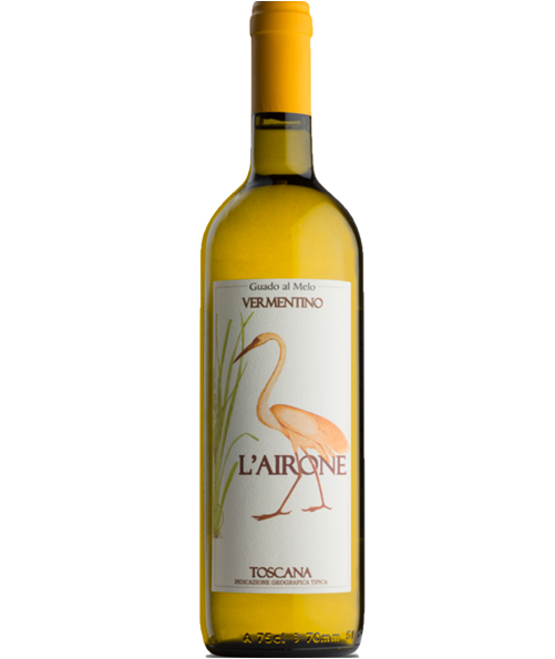 """Vermentino Toscana IGT """"L'AIRONE"""""""