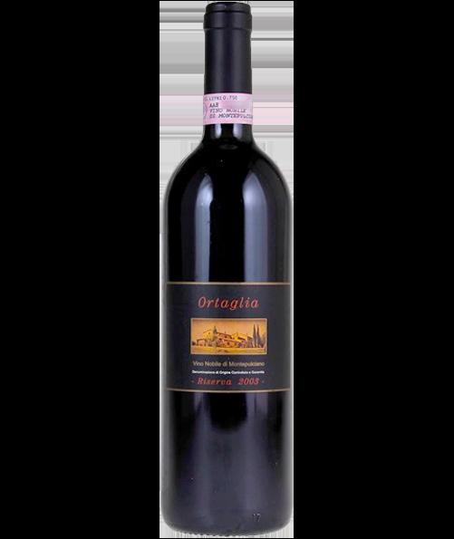 "Vino Nobile di Montepulciano DOCG ""Riserva"""